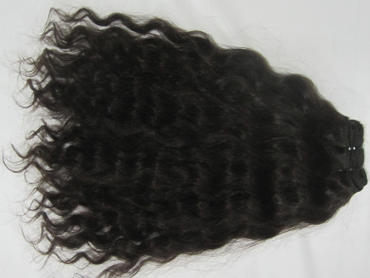 Indian Hair Extensions natural curly