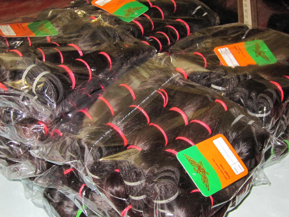 Raw wholesale  hair